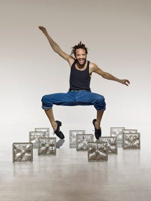 Tap dancer Savion Glover is coming to Rochester's Eastman Theatre on March 21, 2017.