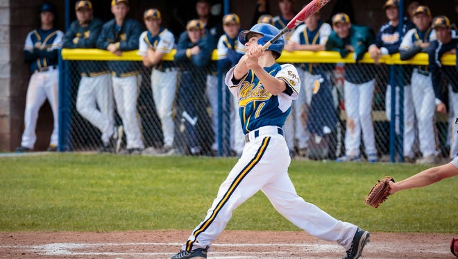 Enterprise catcher Kayson Bundy set the career doubles record against Kanab last month and is on the verge of breaking the single-season record as well.