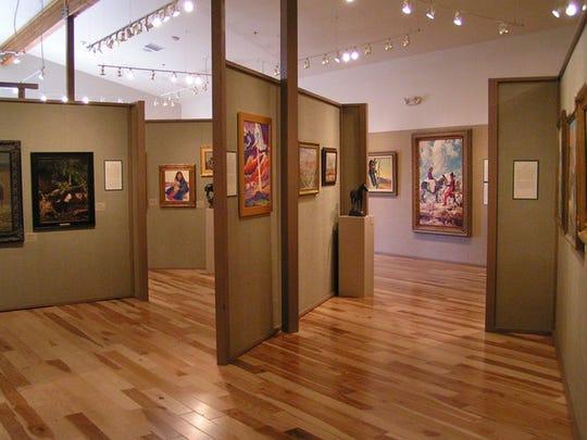 The Phippen Museum in Prescott.