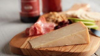 LaClare's Cave-Aged Chandoka won first place, Best in Class – Surface Ripened, Mixed Milk Cheese.