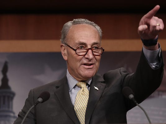Senate Dem. Leader Chuck Schumer Discusses Integrity Of Investigation Into Russian Interference In Election