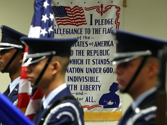 Virginia Naturalization Ceremony Honors U.S. Veterans