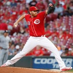 Straily, Reds earn fifth consecutive win