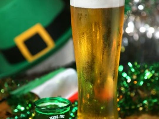 Head to Great Raft Brewing for a St. Paddy's Day celebration