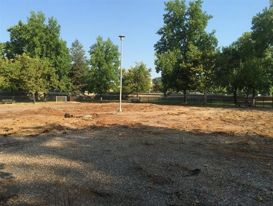 South City Park playground
