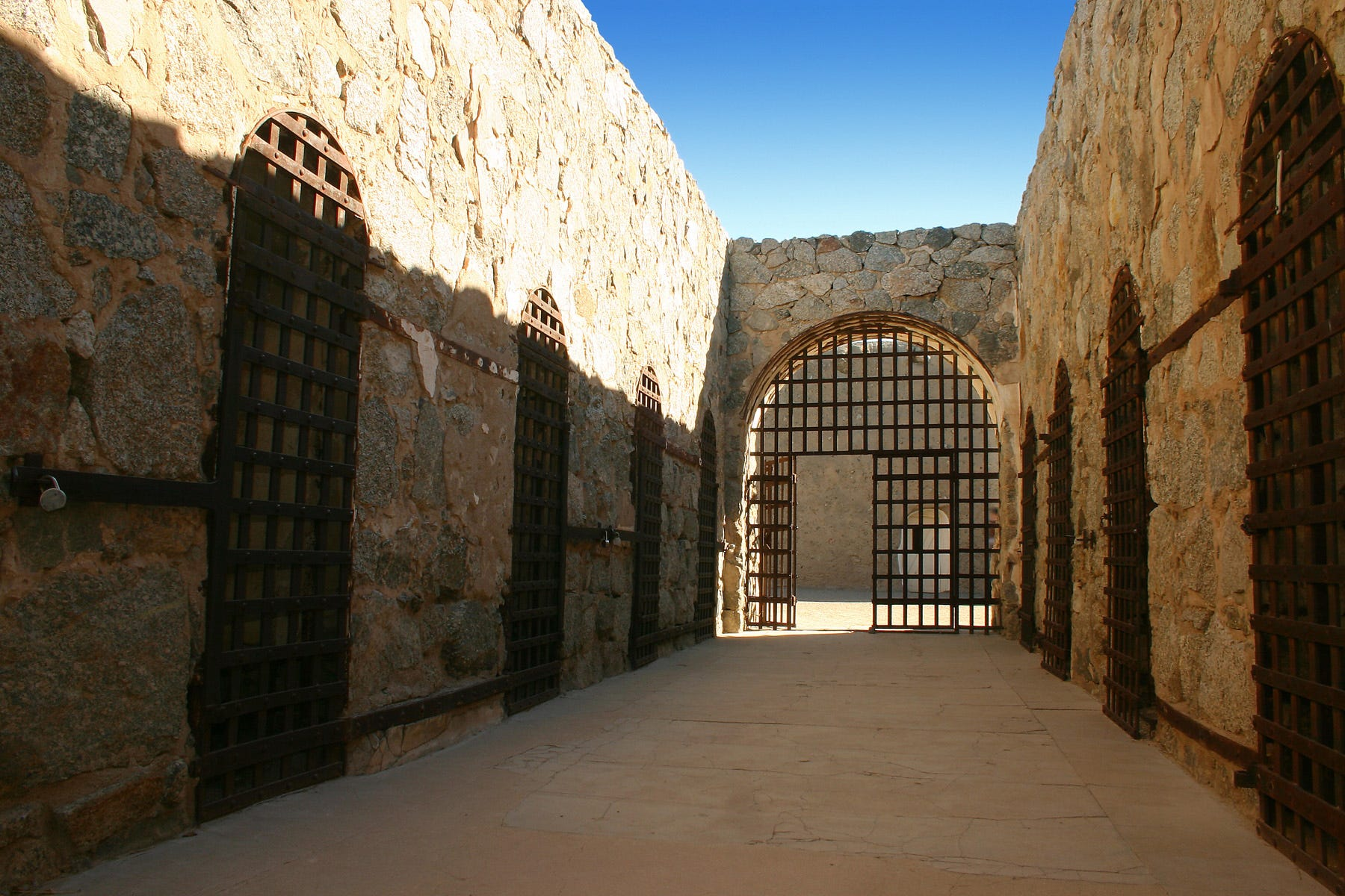 10 most unusual prisons