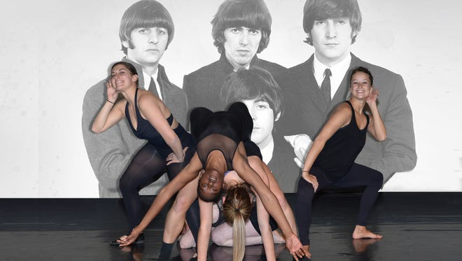 Ball State University's dance department will feature the music of the Beatles.