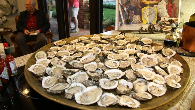 Black's was known for its various takes on the oyster.
