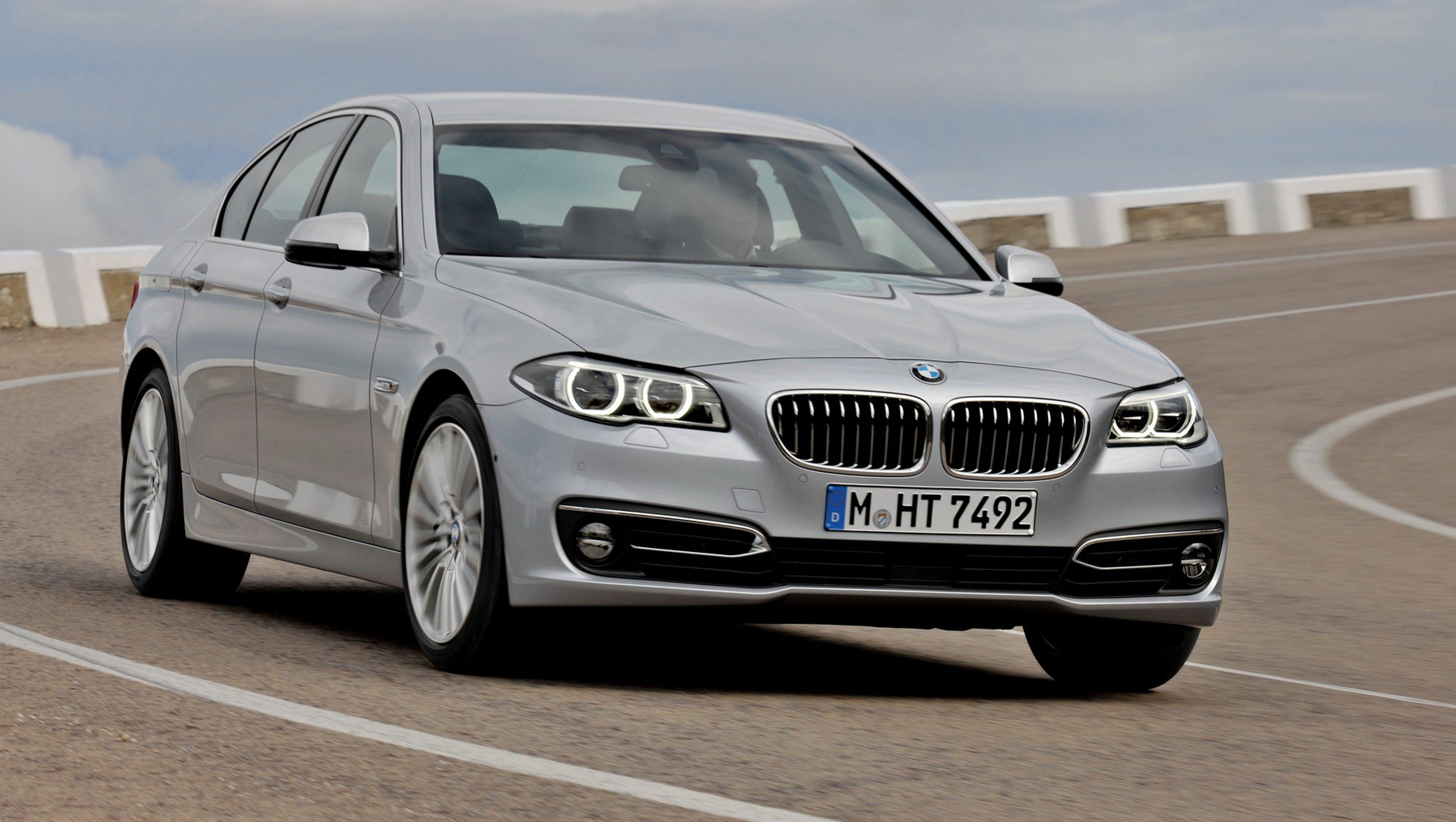 2015 BMW 5 Series sedan is an all around performer
