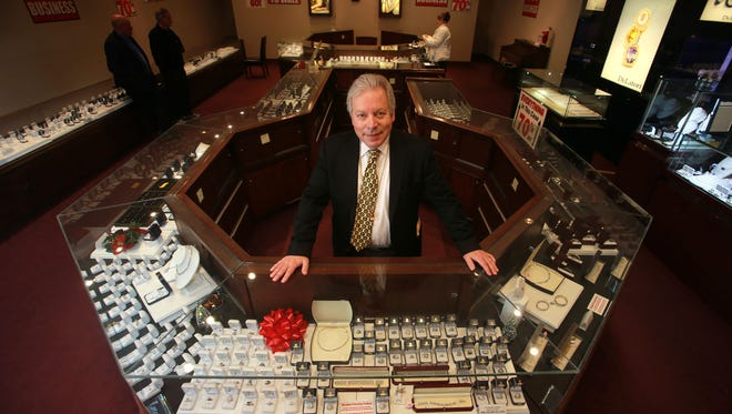 Sheldon Jewelry owner Gregory Kligman is retiring after running his business for about 40 years. Kligman took over the business from his father. Sheldon's is going out of business after 103 years.