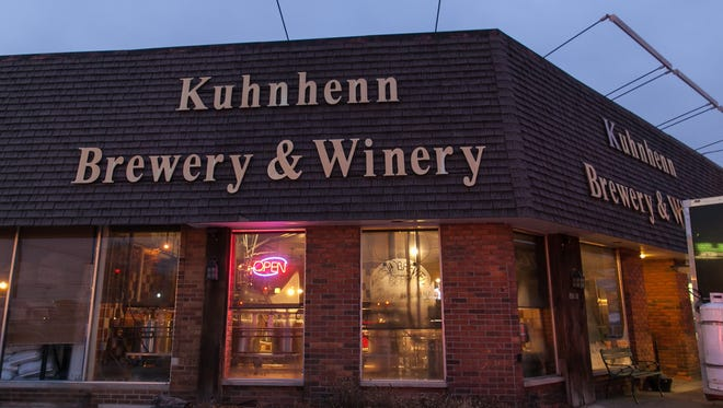 Kuhnhenn Brewing Co. marks the beginning of winter with a two-day Winter Solstice Celebration at its Warren microbrewery. The family-owned brewery has been creating craft beer since 1998.