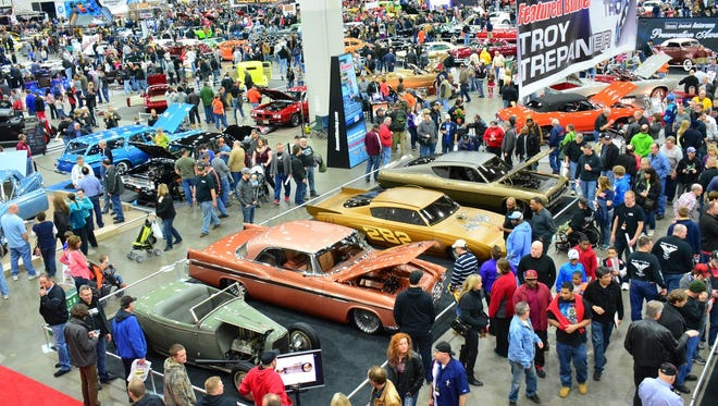 Autorama, which is marking its 64th anniversary, returns to Cobo Center on Feb. 26-28-2016. It will bring together 800 hot rods, custom vehicles, trucks and motorcycles from all over the world.