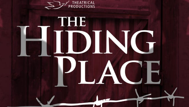 """""""The Hiding Place"""" will be performed Feb. 21 at the Grace Baptist Church Fine Arts Center."""