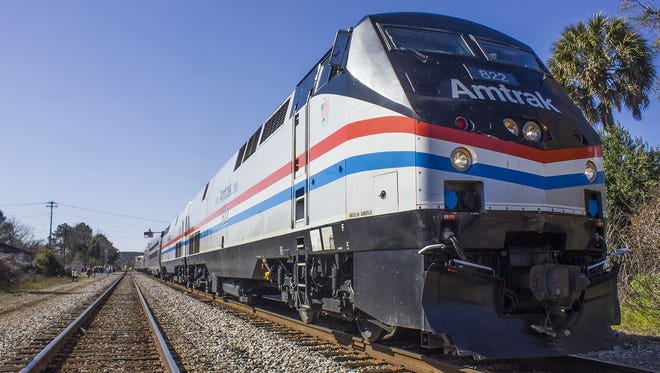 Amtrak has not offered passenger rail services east of New Orleans since 2005 due to the destruction of miles of tracks during Hurricane Katrina.