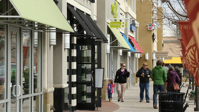 Front Range Village is getting four new tenants, including two pet stores, a high-end furniture store and teahouse.