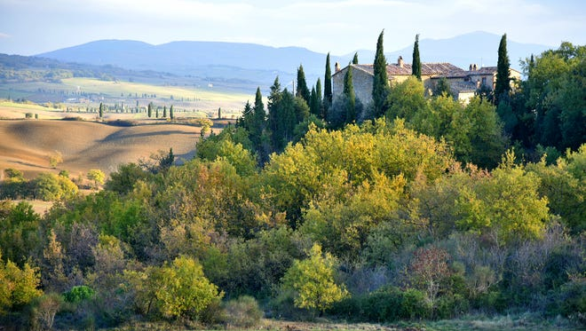 The Tuscan countryside beckons travelers looking for a change of pace.