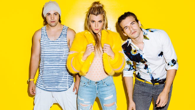 Country trio The Band Perry is back in New Mexico and headlining a tour stop in Albuquerque, on Friday.
