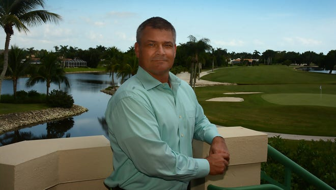 Peter Cizdziel has taken over as the new general manager of the Island Country Club.