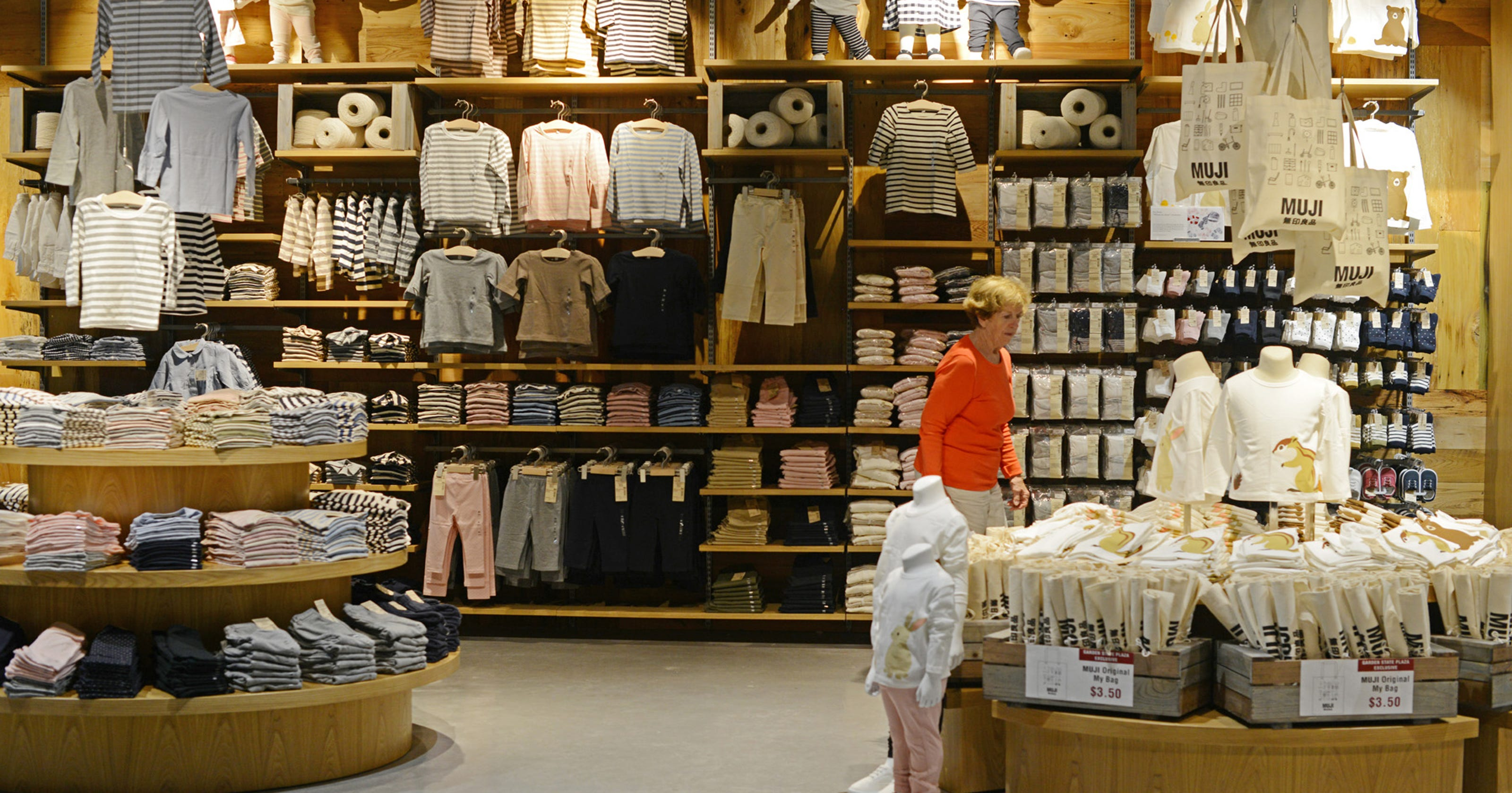 Muji brings Japanese vision to first NJ store