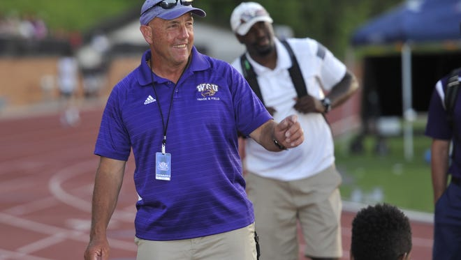 Danny Williamson is being replaced by Cale McDaniel as Western Carolina's cross country and track coach.