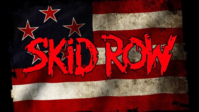 Skid Row's logo
