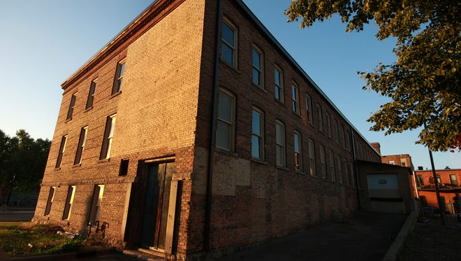 Battle Creek Unlimited has three properties available to tour, including the 15 Carlyle St. building in the picture.