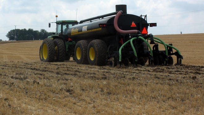 How farmers handle manure is a big concern throughout the dairy state.