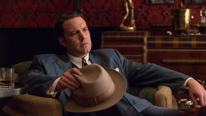 Ben Affleck stars as the exceptionally well-dressed Joe Coughlin in 'Live by Night.'