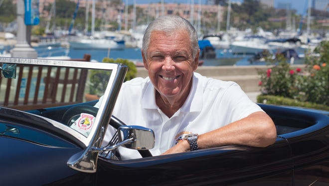 """Businessman and """"car guy"""" legend Barry Meguiar will speak at 10 a.m., on Monday and Tuesday, Jan. 30 and 31, at Assemblies of God Theological Seminar and at Evangel University respectively. The public is invited to both."""