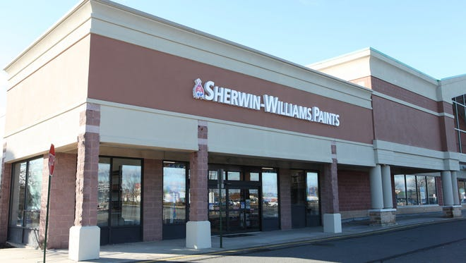 Sherwin-Williams, the nation's largest specialty retailer of paint and painting supplies, recently celebrated the grand opening of a 4,500-square-foot store at Brunswick Shopping Center, a 288,560-square-foot property in North Brunswick.