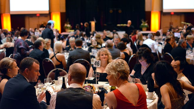 Salem Art Association's 18th Annual Clay Ball: Masterpieces takes place 5:30 to 10 p.m. Saturday, Feb. 25, at the Salem Convention Center.