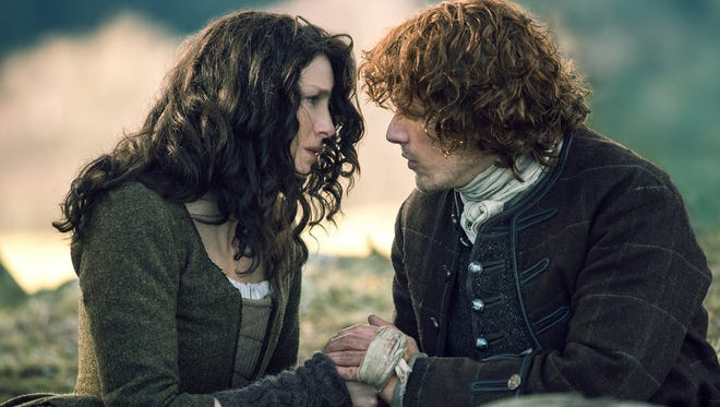 'Outlander' fans will be reunited with Claire (Caitriona Balfe) and Jamie (Sam Heughan) in September.