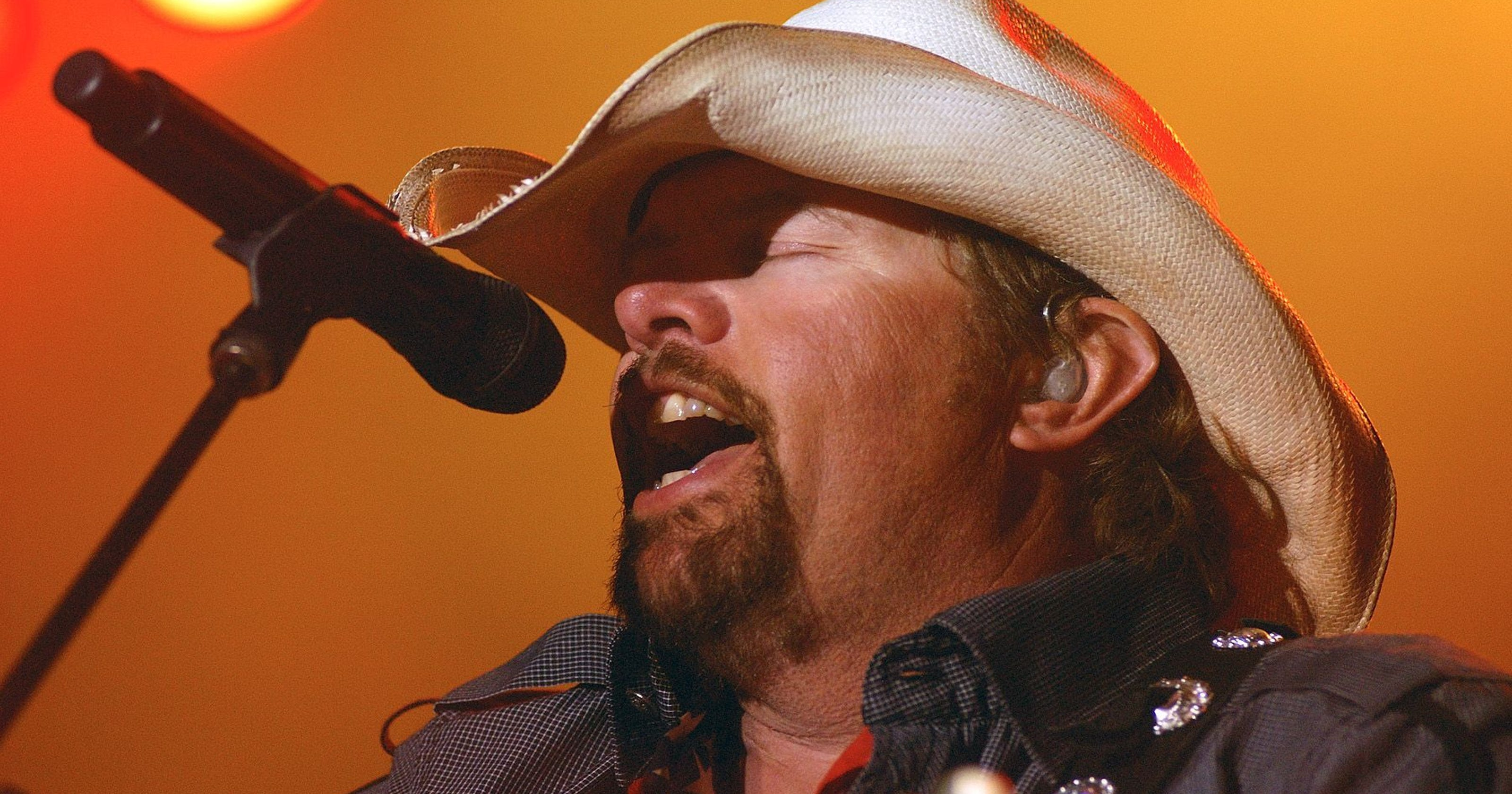 Toby Keith Talks About Courtesy Of The Red White And Blue Backlash