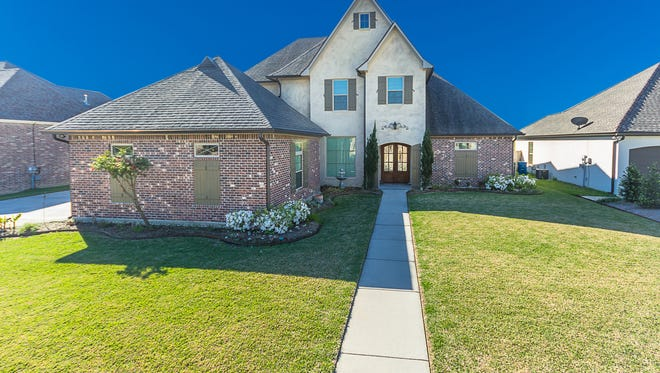 This 5 bedroom 4 bath home is located at 130 Grandview Terrace Drive in Youngsville and is listed at $724,900.