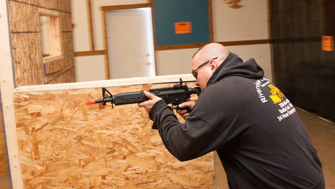 An airsoft arena is coming to Westland in the former Superpetz building on Ford road by Wildwood.