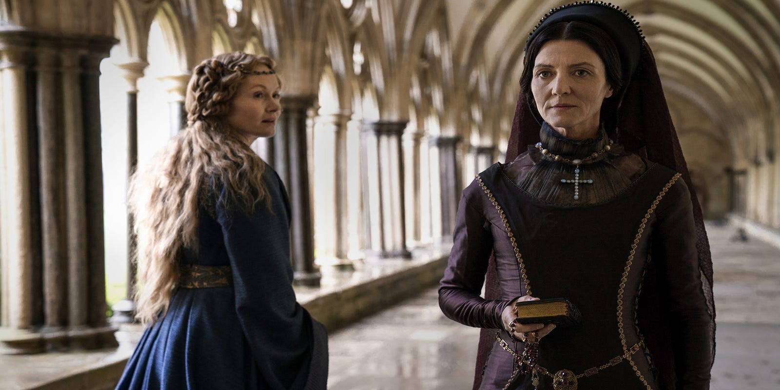 f6995769d0 Review: 'The White Princess' substitutes invented royals history for drama