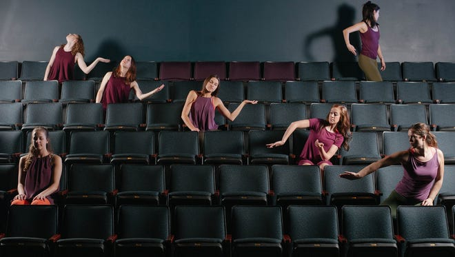 Wild Space Dance Company members and alumni will fill Next Act Theatre with dance May 4-6.