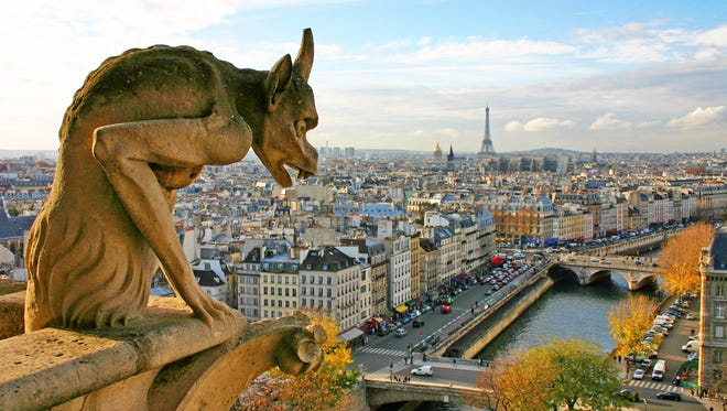 Paris offers more sights than you'll be able to see in one trip — if you don't climb the towers of Notre Dame this time, save them for your next visit.