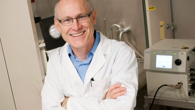 Peter Thorne, a University of Iowa professor of toxicology, serves as chairman of the Science Advisory Board for the U.S. Environmental Protection Agency.