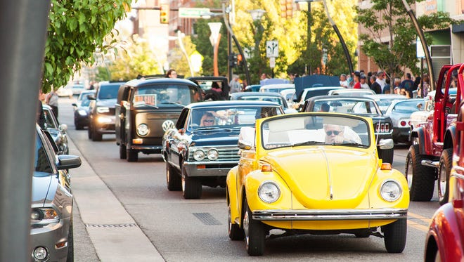 The annual Cruise the Gut car show, usually in downtown Battle Creek in August, has been called off for 2020.
