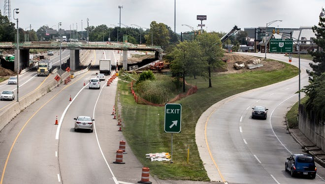 Commuters will no longer have to detour off of OH 16 while traveling through Newark due to construction. Hudson Avenue is also open after being shut down for construction as well.