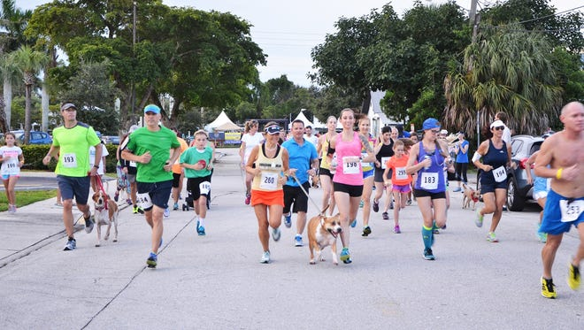 A 5K race will kick start the Mutt March festival.