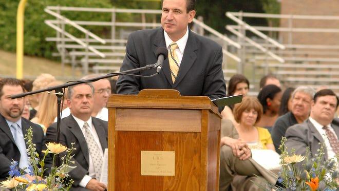 Lodi Schools Superintendent Frank Quatrone.