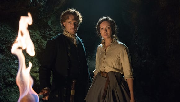 Claire and Jamie prepare for a show-down with Geillis