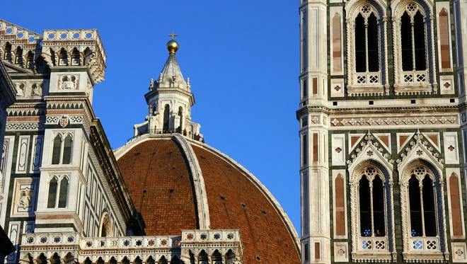 A climb up Florence's Duomo is so popular that it's best to book time slot in advance.