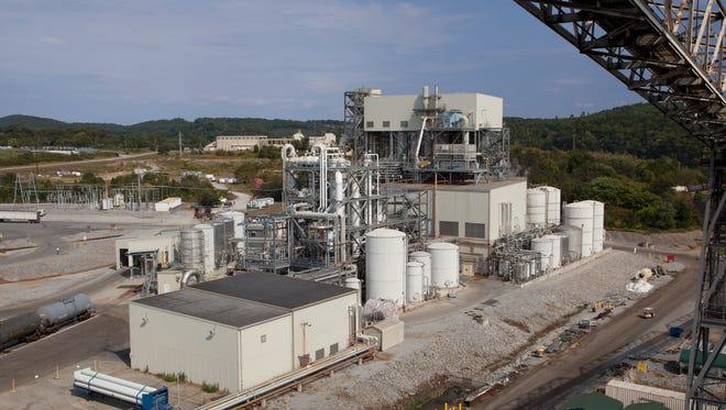 The DuPont Tat & Lyle Bio Products plant in Loudon is expanding production.