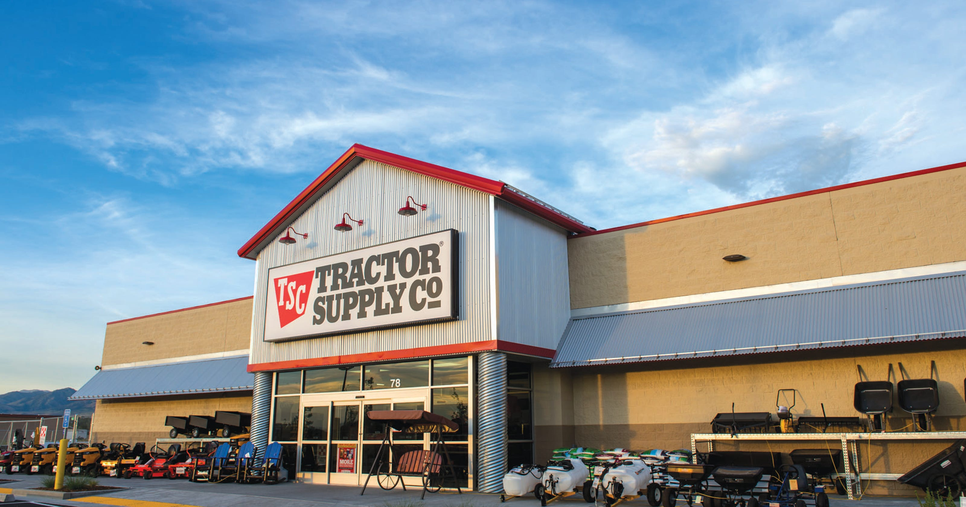 Tractor Supply Co  starts construction on West Milford NJ store