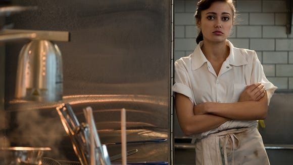 Ella Purnell stars as Tess in 'Sweetbitter.'