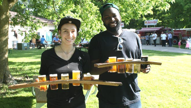 Milwaukee County Parks Traveling Beer Gardens make stops at several county parks this summer.