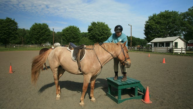 Summer riding lessons at Lord Stirling Stable will begin June 18.